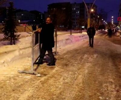 Ağrı'da kapatılan yollar açıldı