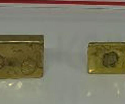 Hitit ve Urartu dönemine ait! 4 kilo kültçe altın ele geçirildi