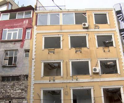 Tarih üzerindeki otel yıkılıyor