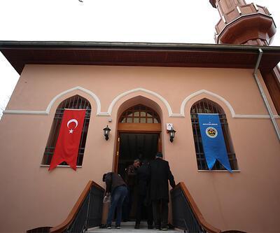 Restore edilen tarihi cami ibadete açıldı
