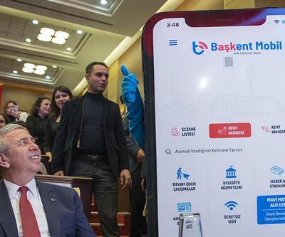 Başkent Mobil: Tüm otobüslerde ücretsiz internet erişimi olacak