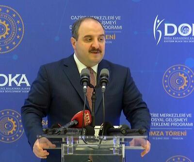 Son dakika... Bakan Varank'tan Elazığ ve Malatya'daki işletmelere kredi müjdesi