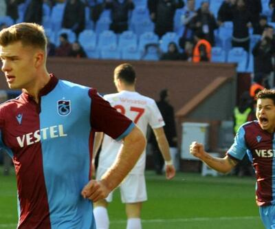 Trabzonspor 2-1 Sivasspor MAÇ ÖZETİ