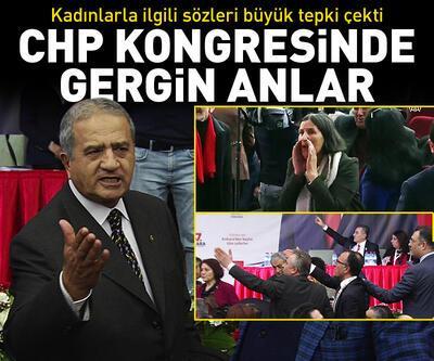 CHP Ankara Kongresi'nde gerilim