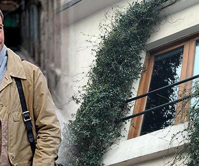 Ölen İngiliz eski istihbarat subayının Karaköy'deki evi içeriden fotoğraflandı