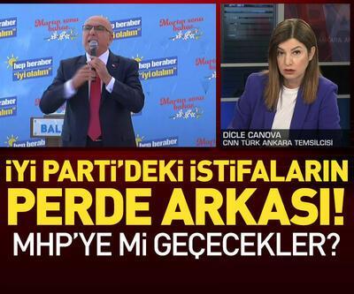 İYİ Parti'deki istifanın perde arkası