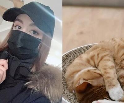 Kedisini terk etmemek için Vuhan'da kaldı, ülkesine dönmedi