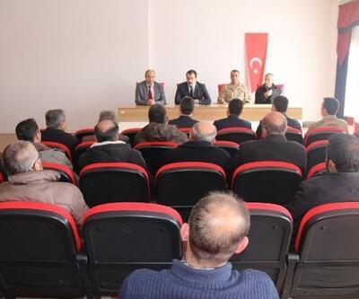 Ulaş'ta taşımalı eğitim güvenliği toplantısı