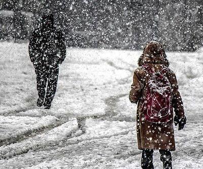 Bir ilde eğitime kar engeli!