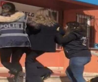 Kanal D muhabiri gözaltına alındı