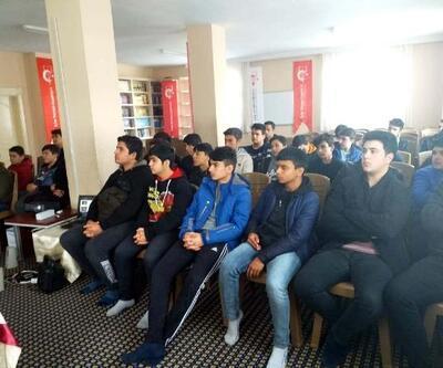 Gençlere yönelik afet farkındalık eğitimi
