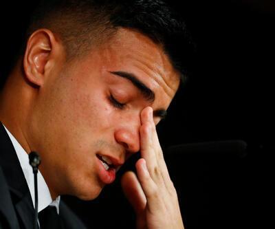 Yeni transfer gözyaşlarına boğuldu