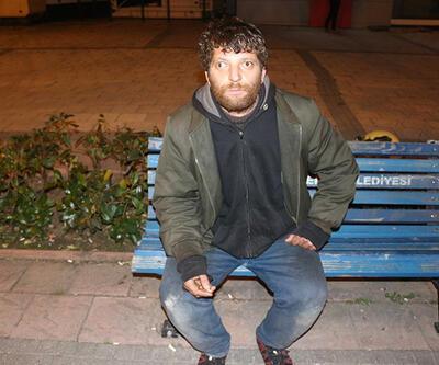 Adana'da polisle dilencinin ilginç diyaloğu!