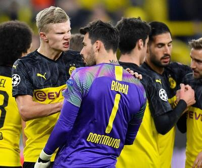 Dortmund 2-1 PSG MAÇ ÖZETİ