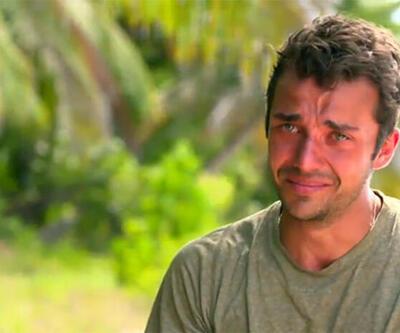 Survivor Cemal Can Canseven gözyaşlarına boğuldu