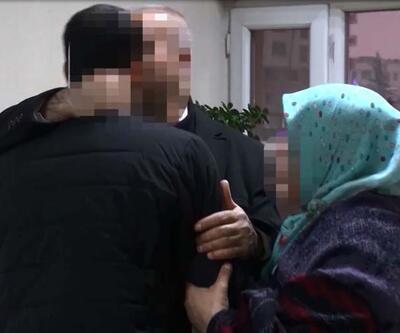 Diyarbakır annelerinin eyleminden etkilenerek teslim olan terörist ailesiyle buluştu