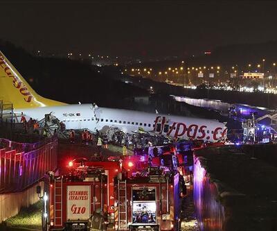 Sabiha Gökçen'deki uçak kazası aydınlanmaya başladı, kara kutular çözülüyor