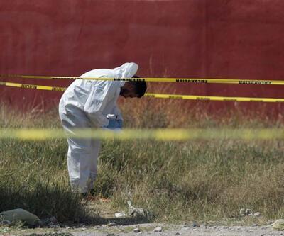 Toplu mezarda 24 ceset bulundu
