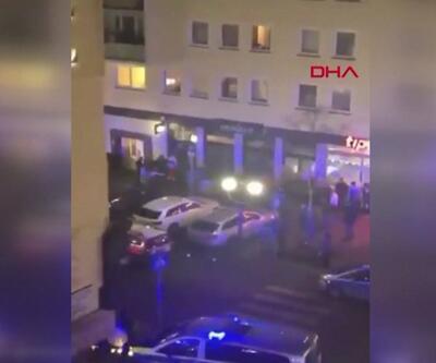 Almanya'daki ırkçı saldırıya tepkiler