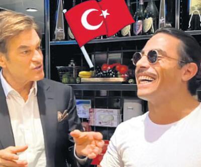 Dr. Mehmet Öz: Nusret'le gurur duyuyoruz