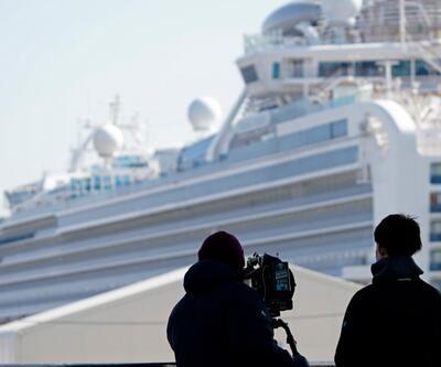 Karantina gemisinden 970 kişi tahliye edildi