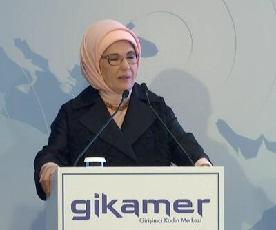 Emine Erdoğan: Ortak geleceğimiz ortak çabaya bağlı