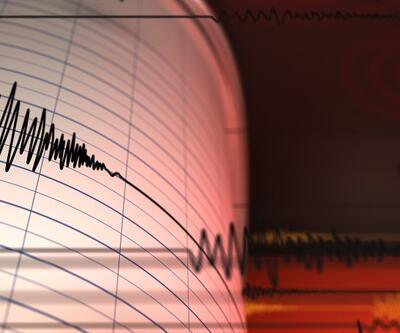 Son dakika... İran'da 5,9 büyüklüğünde deprem