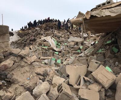 Van depremi son dakika… 37 yaralının bulunduğu Van'da ölü sayısı 9'a yükseldi
