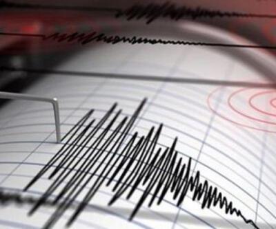 İran'da 5,9 büyüklüğünde deprem! Van'da da hissedildi