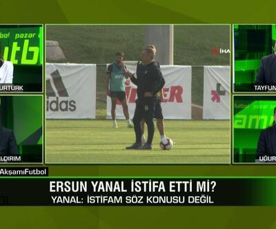 Fenerbahçe 1-3 Galatasaray debisinin ardından tartışılan tüm konular Pazar Akşamı Futbol'da masaya yatırıldı