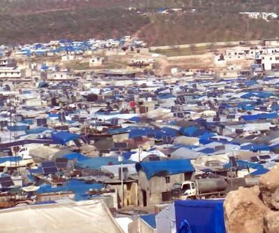 En büyük çadırkent: Kerame