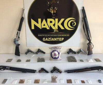 Uyuşturucu operasyonu: 46 tutuklama