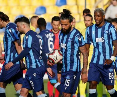 Menemenspor 2-3 Adana Demirspor MAÇ ÖZETİ