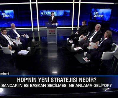 """HDP'nin yeni stratejisi nedir? """"Gezi ile Cizre'nin ittifakı var"""" ne demek? Abdullah Gül, CHP ve HDP'ye ne mesaj verdi? Akıl Çemberi'nde tartışıldı"""