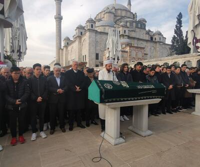 İş adamı Ali Armağan'ın oğlu son yolculuğuna uğurlandı
