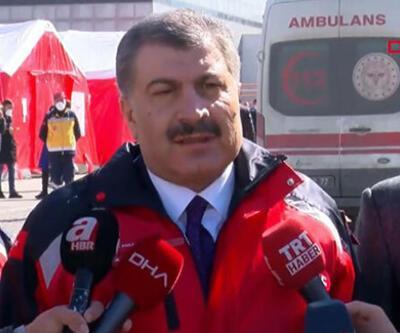 Son dakika... Sağlık Bakanı Koca'dan İran'daki Türk vatandaşlarına uyarı