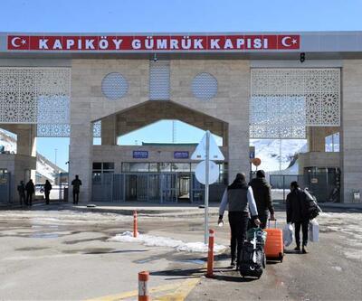 Sağlık Bakanı Koca, Kapıköy Gümrük Kapısı'nda incelemelerde bulundu
