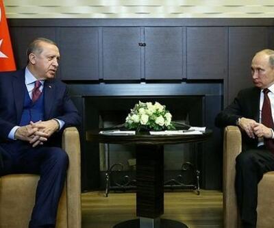 Son dakika... Cumhurbaşkanı Erdoğan Putin ile görüştü