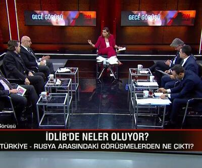 CHP-HDP işbirliği açık bir hale gelir mi? İdlib'de neler oluyor? Türkiye-Rusya arasındaki görüşmelerden ne çıktı? Gece Görüşü'nde konuşuldu