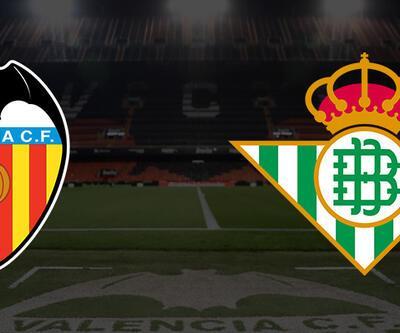 Valencia-Real Betis maçı şifresiz canlı izle