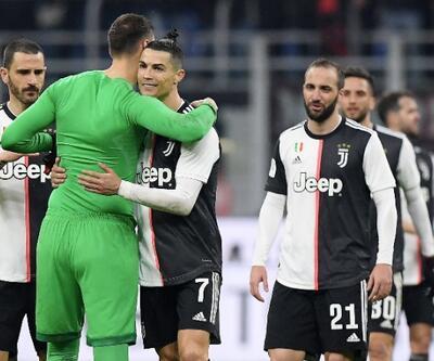 Juventus'ta 3 futbolcuda koronavirüs çıktı