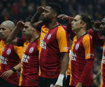 Galatasaray'da Falcao'nun gecesi