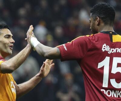 Galatasaray 3-0 Gençlerbirliği MAÇ ÖZETİ