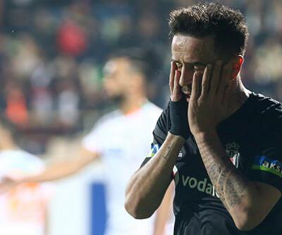 Beşiktaş'ta Gökhan Gönül şoku