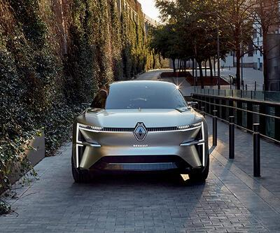 Renault'un yeni konsepti Morphoz