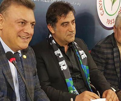 Çaykur Rizespor'da Ünal Karaman imzayı attı