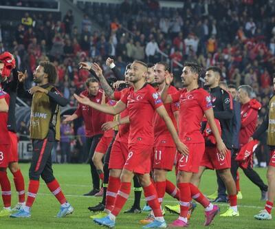 UEFA Uluslar Ligi'nde Türkiye'nin rakipleri belli oldu