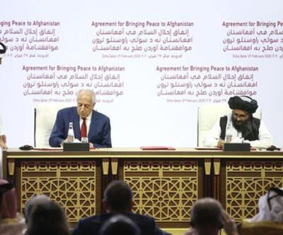 Rusya'dan ABD ile Taliban arasında anlaşmaya ilk yorum