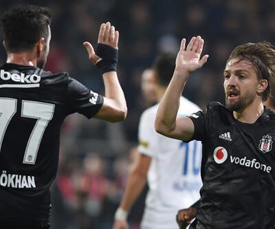 Beşiktaş'tan Gökhan ve Caner kararı!