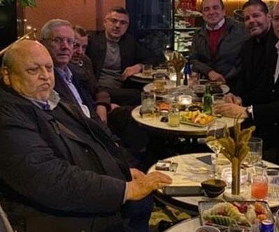 Aziz Yıldırım ve yönetici arkadaşları bir araya geldi